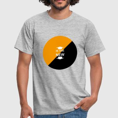 Orange is the new black - T-skjorte for menn