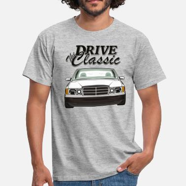 190e W201 190E Drive the Classic - Men's T-Shirt