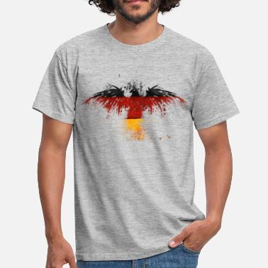 Germany Eagle Germany Eagle - Men's T-Shirt