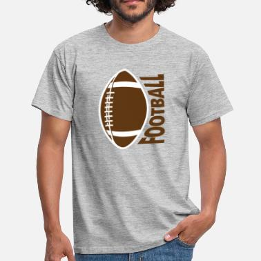 Football Jersey American football, football sports jersey - Men's T-Shirt