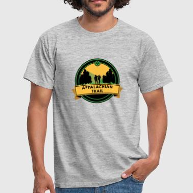 Sentier des Appalaches - USA East Coast Shirt - T-shirt Homme