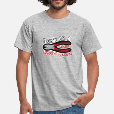 Bezahlung Don´t be a loser buy a defuser Gaming T-Shirt - Männer T-Shirt