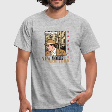 New York, New York... - Men's T-Shirt