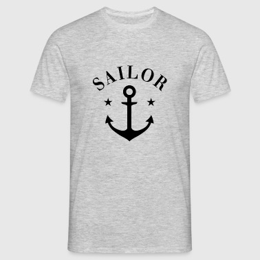 Sailor Tee - Men's T-Shirt