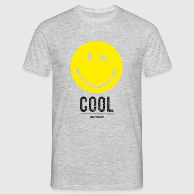 SmileyWorld Cool Smiley - Mannen T-shirt
