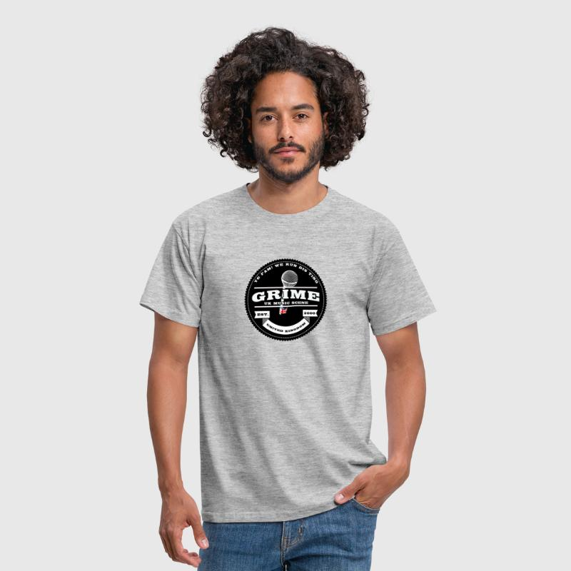 Grime UK Music - Men's T-Shirt