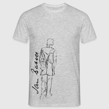 Samuel Beckett - Men's T-Shirt