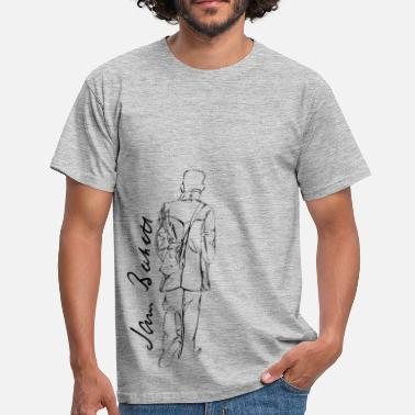 Beckett Samuel Beckett - Men's T-Shirt