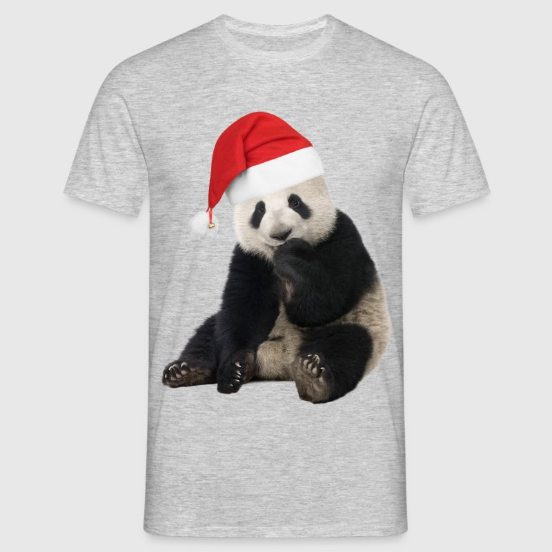 CHRISTMAS-PANDA - Men's T-Shirt
