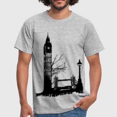 AD L like London - Men's T-Shirt