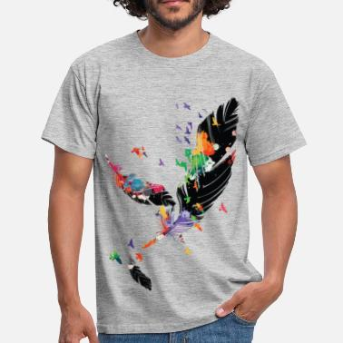 Feather FEATHERS - Men's T-Shirt