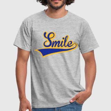 SMILE - T-shirt Homme