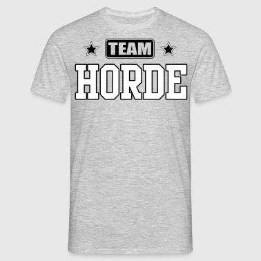 Team Horde - T-shirt Homme