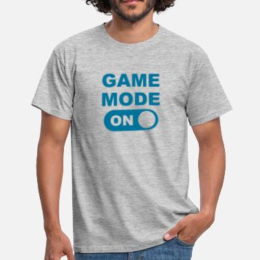 Game Mode on - Herre-T-shirt