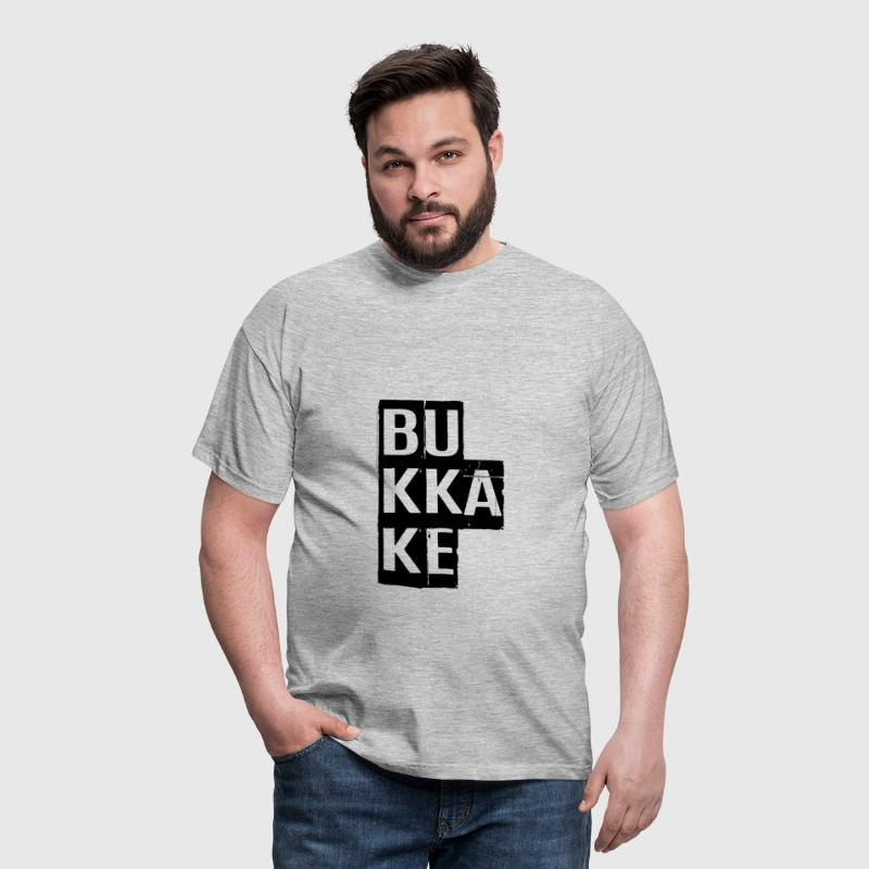 Bukkake, Provocative, Porn, Dirty, Sex,  NSFW - Men's T-Shirt
