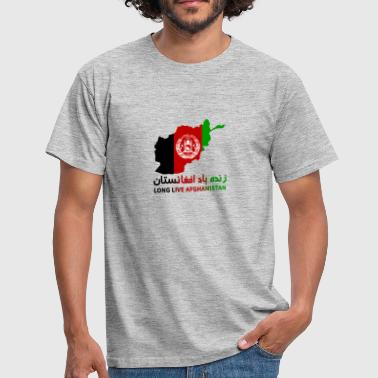 LONGUE VIE AFGHANISTAN - T-shirt Homme