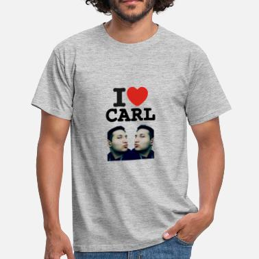 Carl I love Carl - T-shirt Homme