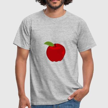 Red Apple - T-shirt Homme