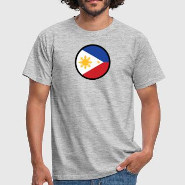 Under The Sign Of The Philippines - Men's T-Shirt