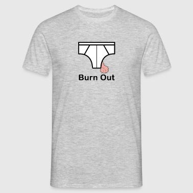 Burn Out - T-shirt Homme