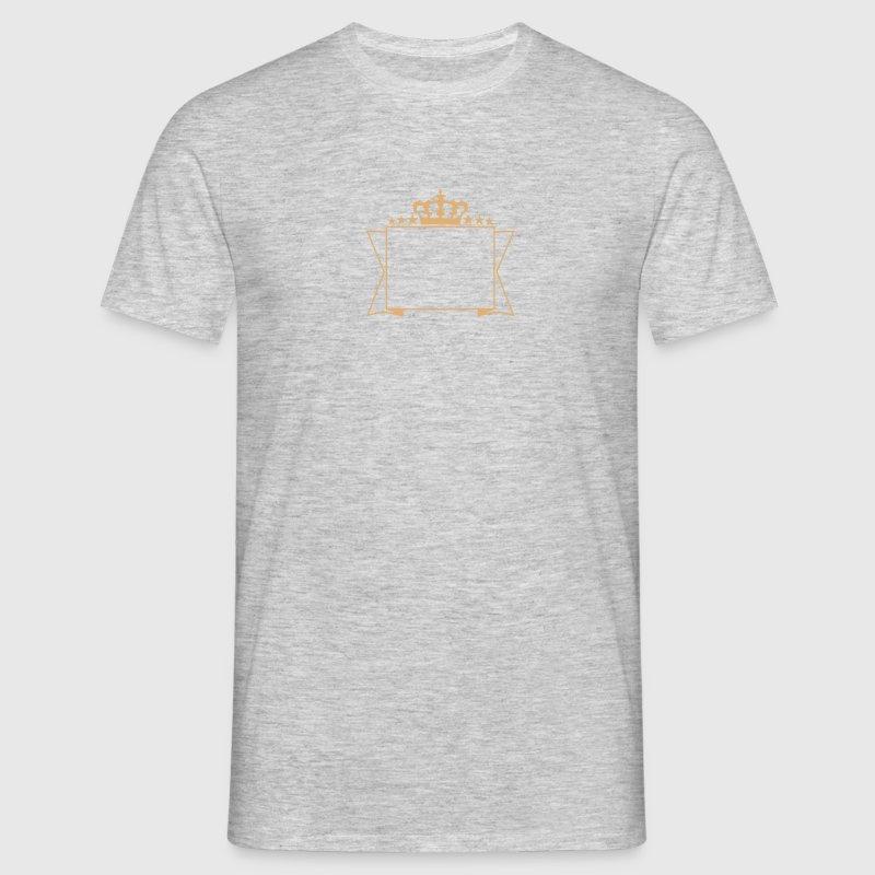 plakat rahmen bild prinz krone könig verziert gesc von Style-o-Mat ...