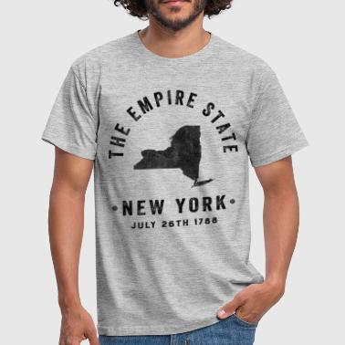 New York Jets New York, the Empire state - Men's T-Shirt