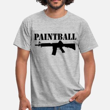 Paintball Gun Paintball guns - Men's T-Shirt