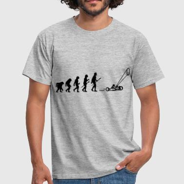 Kite_buggy_Evolution - T-shirt Homme