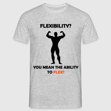 Ability to Flex - T-shirt herr