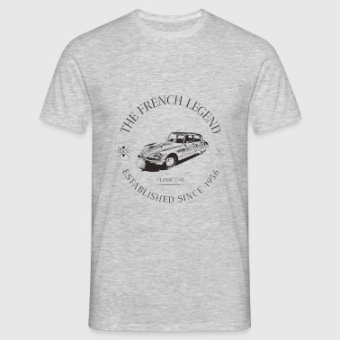CITROEN DS FRENCH CAR - T-shirt Homme