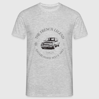 CLIO WILLIAMS FRENCH CAR - T-shirt Homme