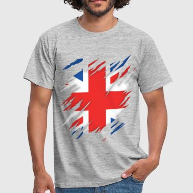 Torn UK - Men's T-Shirt