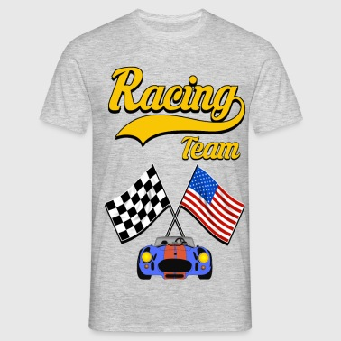 Racing Team 02 - T-shirt Homme