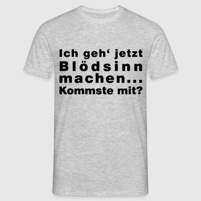 nonsens - Herre-T-shirt