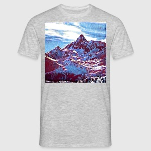 Red Mountain - T-shirt Homme