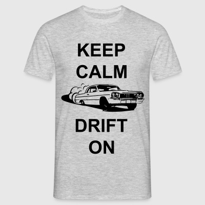 Impala Drift - Men's T-Shirt