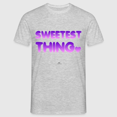 sweetest Thing - Herre-T-shirt