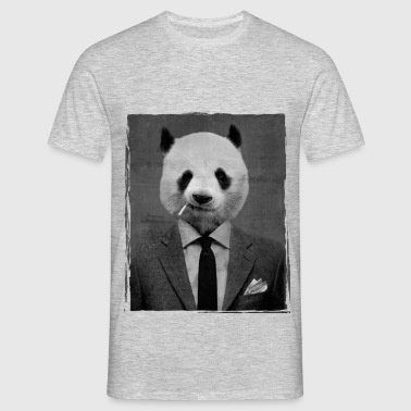Dandy Panda - Men's T-Shirt