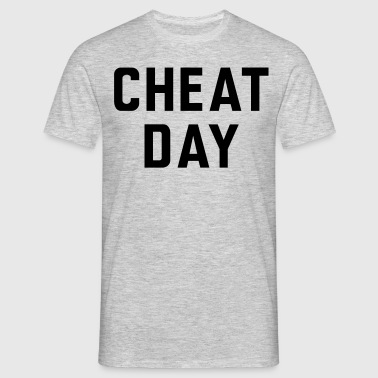 Cheat Day - Men's T-Shirt