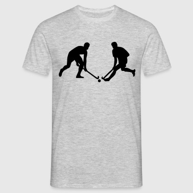 Field Hockey - men - Männer T-Shirt