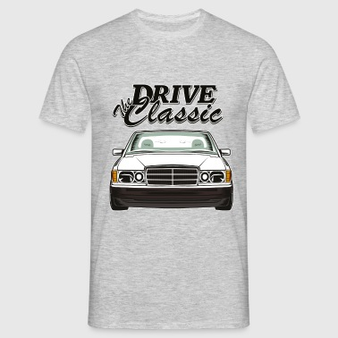 W201 190E Drive the Classic - Männer T-Shirt