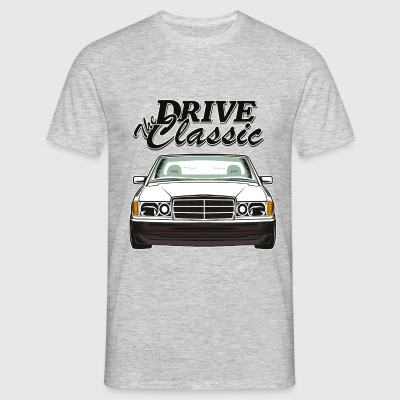 Mercedes W201 Drive the Classic - Männer T-Shirt
