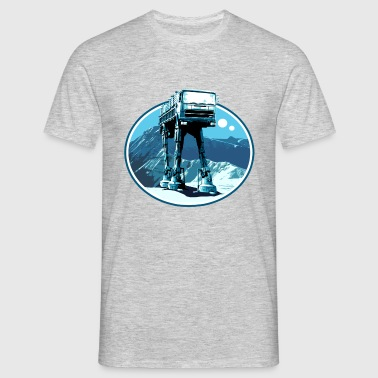 fiction truck - T-shirt herr