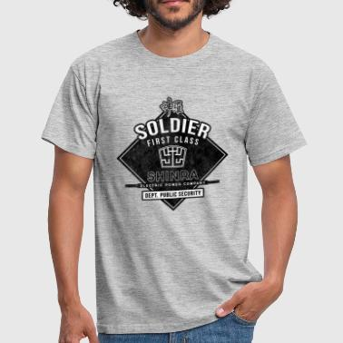 Soldier: First Class - Men's T-Shirt