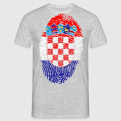 CROATIA 4 EVER COLLECTION - Men's T-Shirt