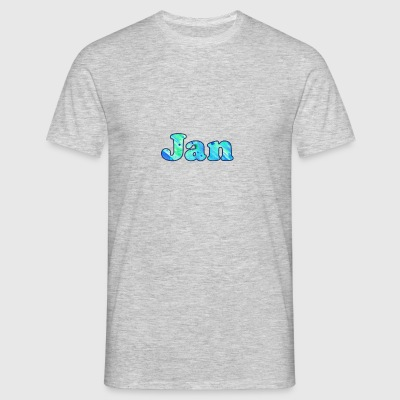 Jan - Men's T-Shirt