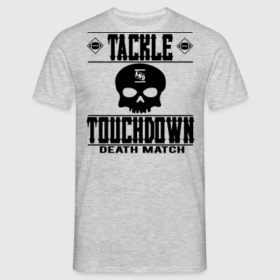 FOOTBALL ATTAQUER Touchdown - DEATHMATCH - T-shirt Homme