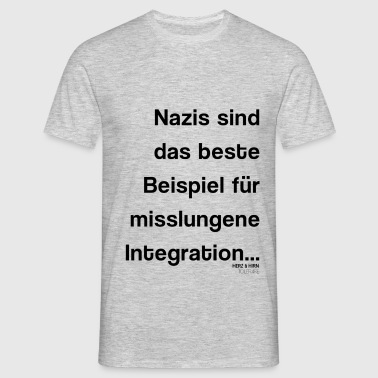 integration2 - Männer T-Shirt