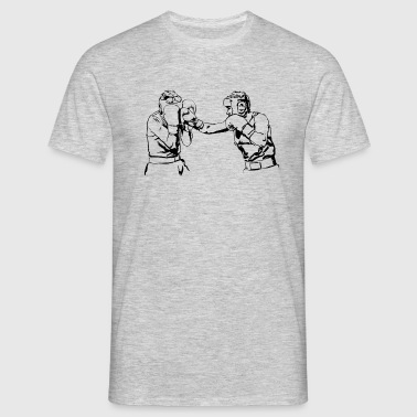 boxing - T-shirt Homme