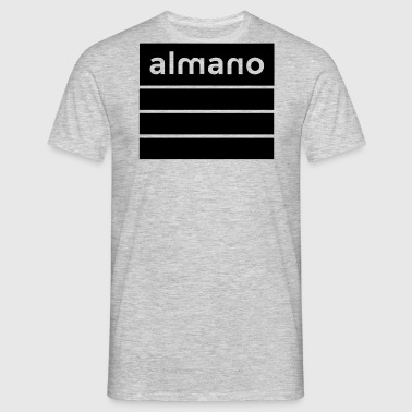 alma original - Men's T-Shirt